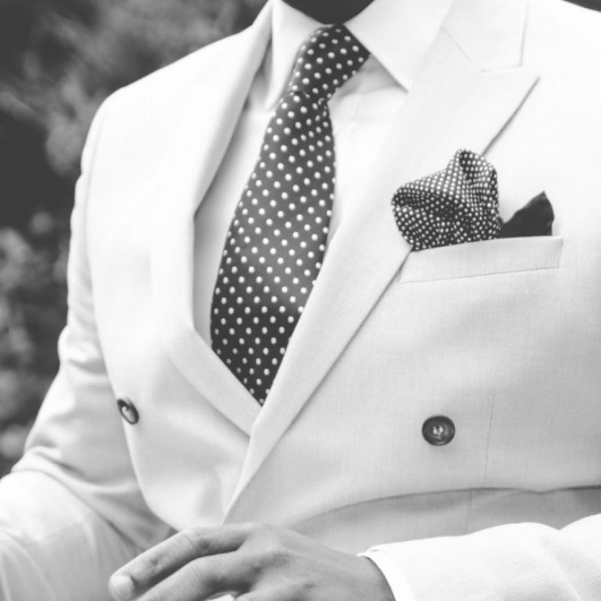 Consejos para llevar traje y mantenerte fresco