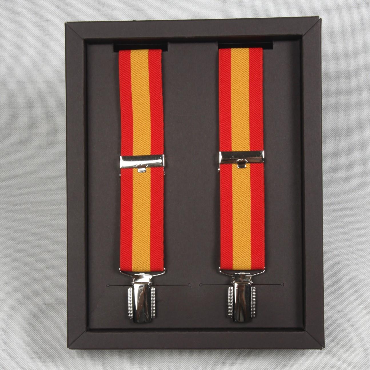Cencibel Smart Casual Tirantes Bandera Espa/ña