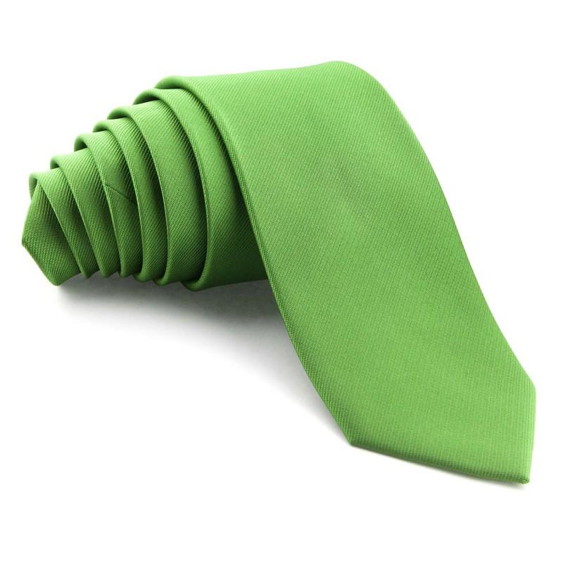 Corbata Verde Hierba