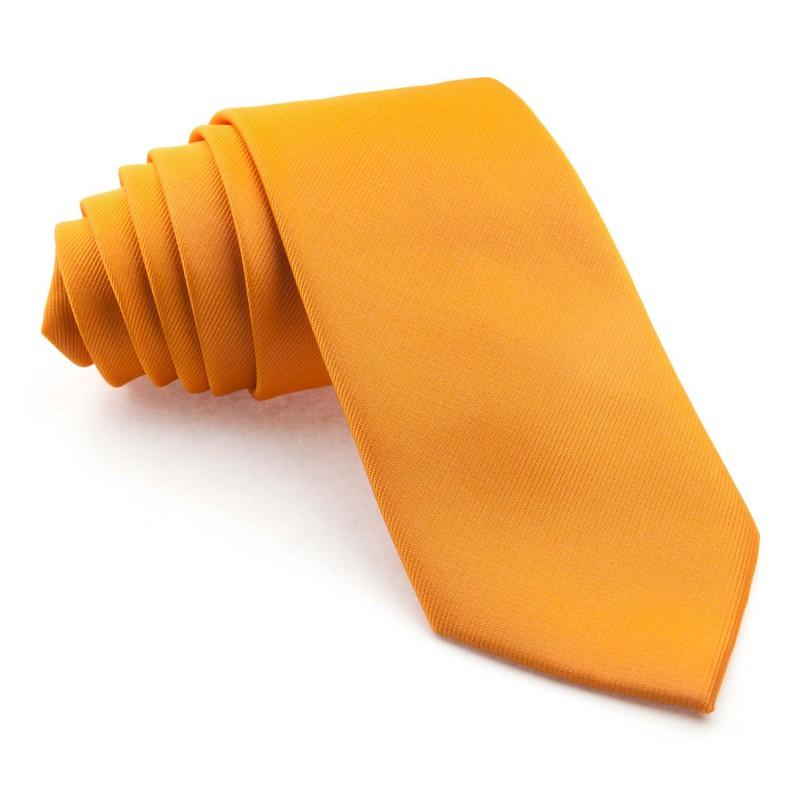 Corbata Naranja