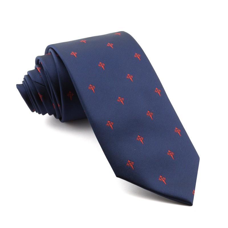 Corbata Marino Cruz de Santiago