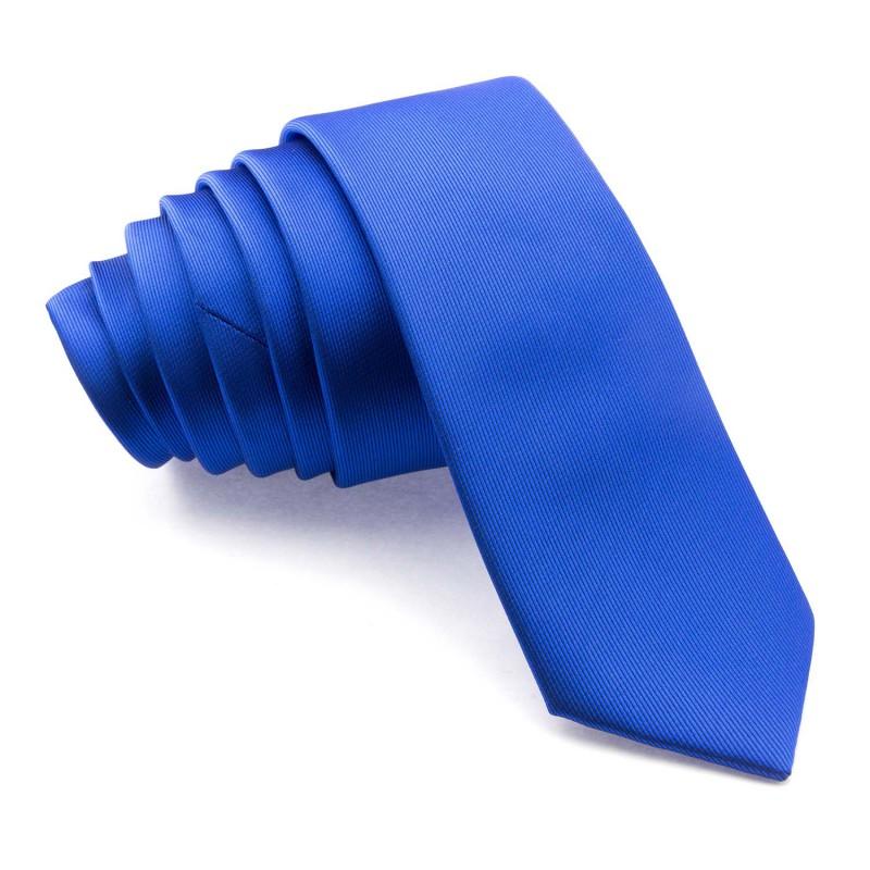 Corbata Estrecha Azul