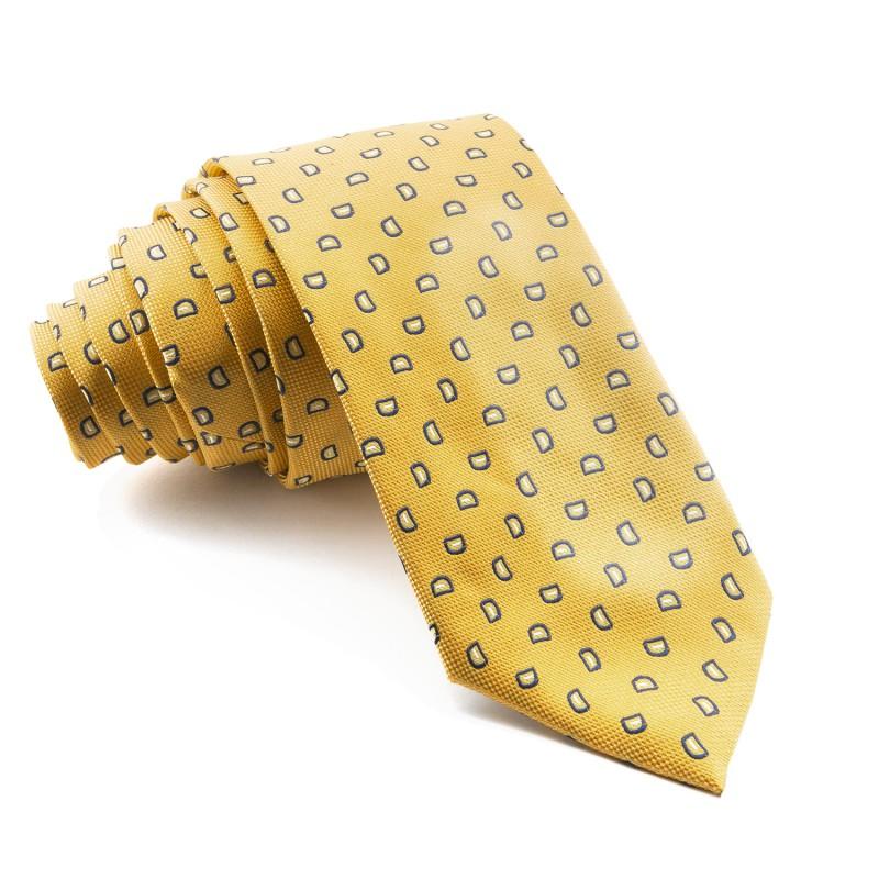 Corbata Amarilla Dibujo