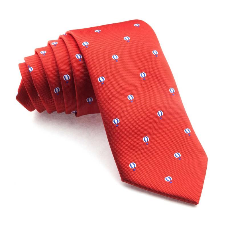 Corbata Roja Globos
