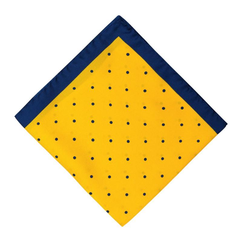 Pañuelo Amarillo Lunares