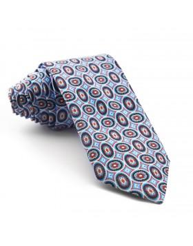 Corbata Azul Dibujos