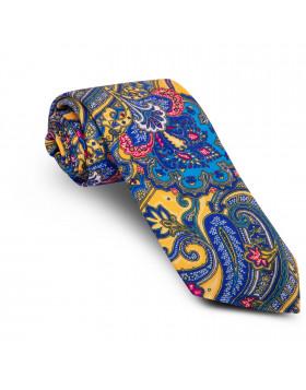 Corbata Amarilla Cachemires