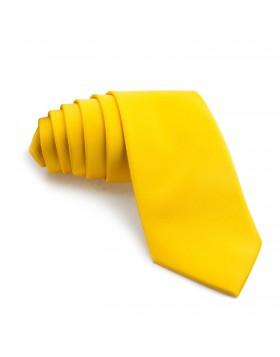 Corbata Amarillo Canario