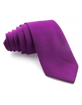 Corbata Berenjena