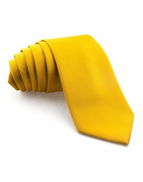 Corbata Amarillo Dorado