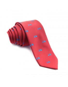 Corbata Roja Motos