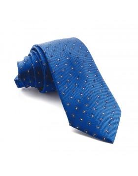 Corbata Azul Dibujo