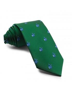 Corbata Verde Molinos