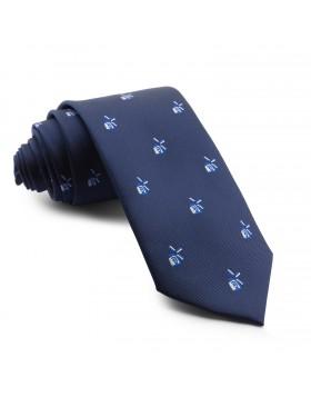 Corbata Azul Molinos