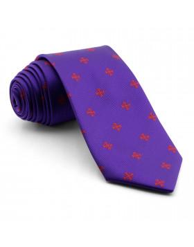 Corbata Cruz de Jerusalén