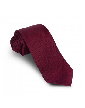 Corbata Burdeos Granadine