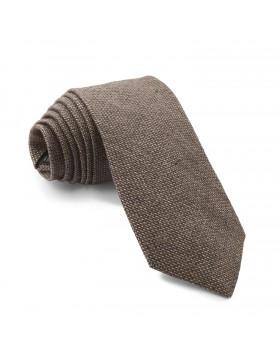 Corbata Algodón Jaspeada