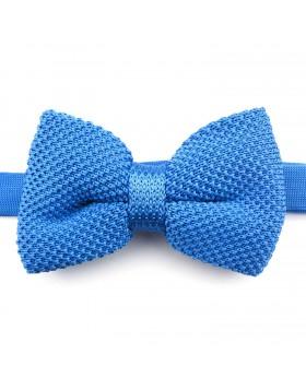Pajarita Punto Azul