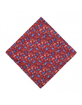Pañuelo Rojo Cachemires