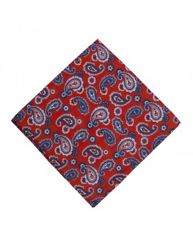 Pañuelo Rojo Cachemir