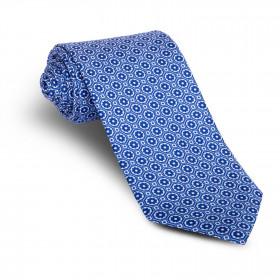 Corbata Dibujos Azules