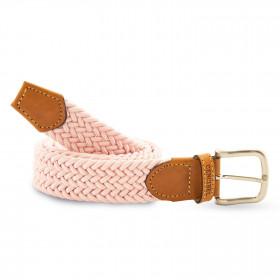 Cinturón Elástico Rosa