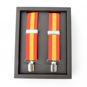 Tirantes Bandera de España