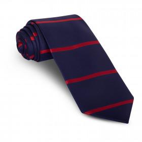 Corbata Marino Rayas