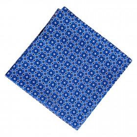 Pañuelo Azul Dibujos Marino