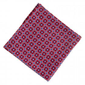 Pañuelo Rojo Dibujos Marino