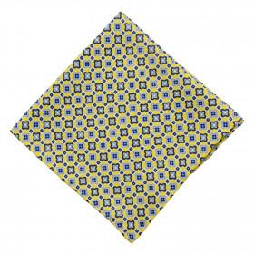Pañuelo Amarillo Dibujos Marino