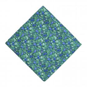 Pañuelo Verde Cachemir