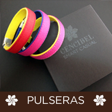 Pulseras Capote