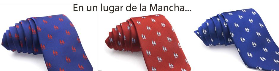 Corbata Quijote